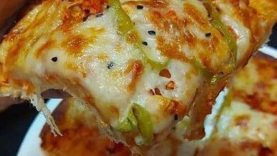 صورة أسهل طريقة لعمل البيتزا