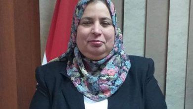 صورة نائب رئيس جامعة بنى سويف: تاريخ المرأة المصرية حافل بالإنجازات والسيسى يسعى لتمكينها.