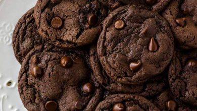 صورة كوكيز بالشوكولاته