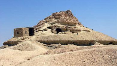 صورة حارس السرداب (4).. أسطورة جبل الموتى..
