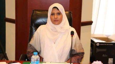 صورة الدكتورة مستورة الشمري:البرلمان العربي يتبنى مبادرة لإنشاء منظمة عربية للصحة