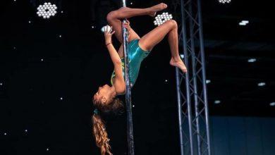 صورة صافيا بارافيا تشارك ببطولة أولمبية للجمباز الإيقاعي