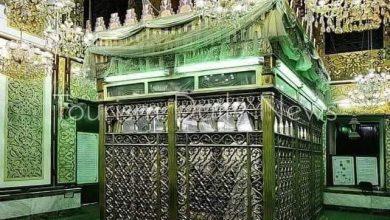 صورة مسجد السيدة سكينة . «الزهرة النبوية» تنبت فى قلب القاهرة