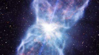 صورة ثقب أسود
