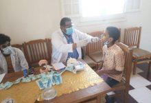 صورة بالصور …. قافلة طبية ترفيهية لأبناء مؤسسة دار الزهور للأيتام بمركز حوش عيسى .