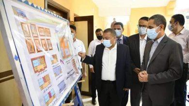 صورة طارق رحمي : نهدف للتوسع في إنشاء المدارس وتطويرها في جميع أرجاء المحافظة