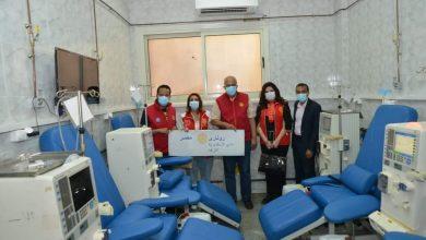 """صورة روتاري""""إسكندرية النزهة"""" يفتتح وحدة الكلى بعد تطويرها بمستشفى أبو قير"""