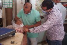 صورة المنوفية : تحرير (187) محضر تموينى بنطاق المحافظة ويؤكد إجراءات رادعه حيال المخالفين