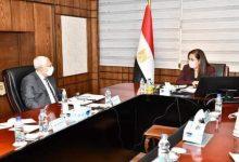 صورة السعيد تلتقي الرئيس التنفيذي للمؤسسة الإسلامية لتأمين الاستثمار وائتمان الصادرات لبحث أوجه التعاون