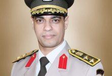 صورة تعيين عقيد أ.ح /غريب عبد الحافظ غريب من محافظة السويس متحدثا عسكريا للقوات المسلحه