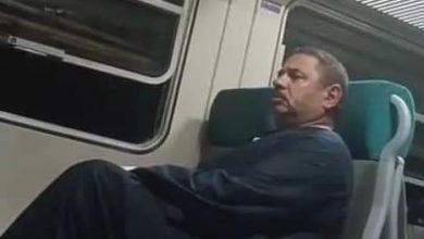 صورة صور| «أشعلت السوشيال ميديا».. تفاصيل واقعة الفعل الفاضح في قطار أسوان