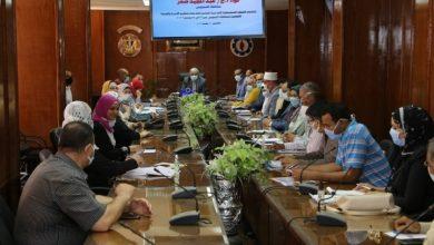 """صورة محافظة السويس تعد لبدء انطلاق حملة """" حقك تنظمي """""""